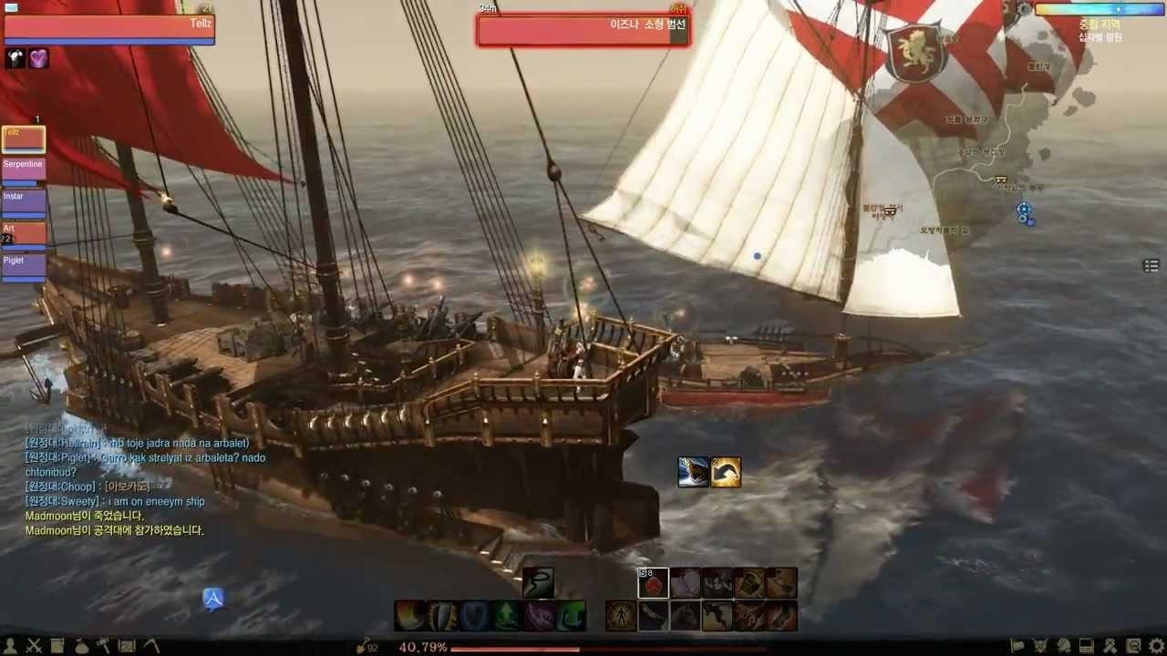 Видео Rise - ArcheAge CBT5 (PvP)