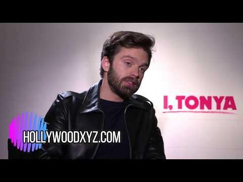 Sebastian Stan I Tonya Full Interview