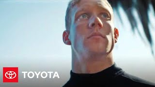 homepage tile video photo for Meet Caeleb Dressel: Team Toyota Olympic Swimmer | Toyota