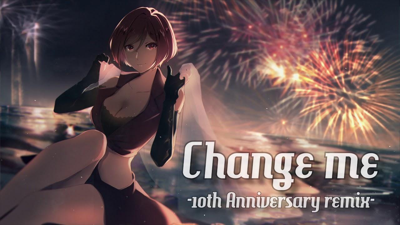 [MEIKO 15th Anniversary] Change me -10th Anniversary remix- / shu-t