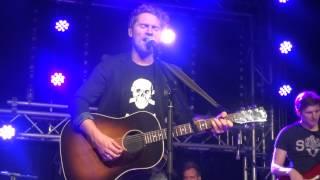 """Johannes Oerding """"Und wenn die Welt"""" live in Fulda"""