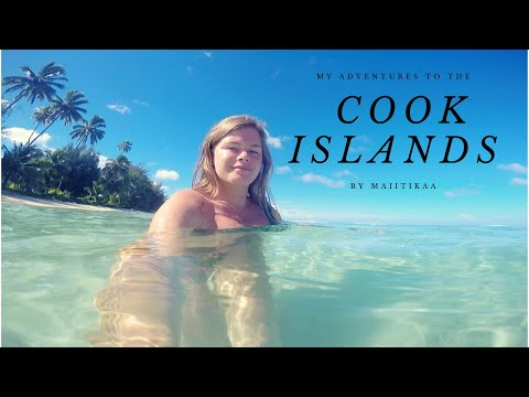 My adventure to the Cook Islands!!!