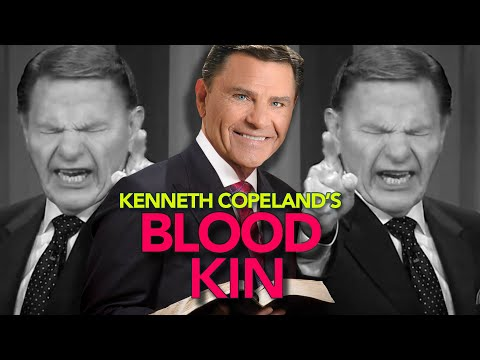Televangelist Kenneth Copeland seals God's BLOOD COVENANT with his congregation