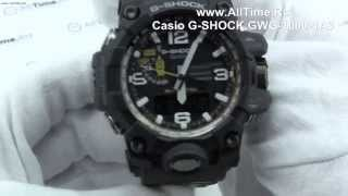 Обзор. Мужские наручные часы Casio G-SHOCK GWG-1000-1A3(Подробное описание и фото: http://www.alltime.ru/catalog/watch/374/casio-g-shock/Man/9168/detail.php?ID=1676849&back=list., 2015-08-03T18:09:15.000Z)