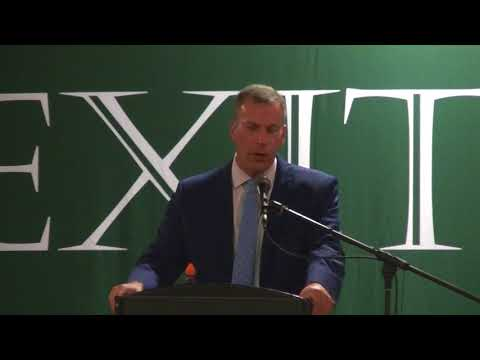 "IREXIT - Hermann Kelly ""Sovereign Independent Ireland"" speech"