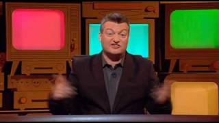 "Charlie Brooker on ""The Deadliest Warrior"""
