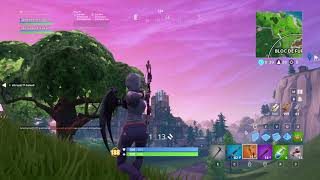 Fortnite the new weapon and really cheater