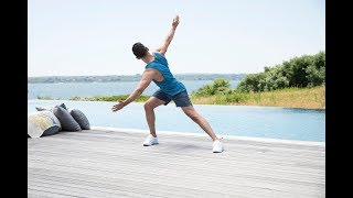 FM X #AMEXPLATINUM: 10-MINUTE MOBILITY WORKOUT WITH TIER X COACH STEVEN REYES