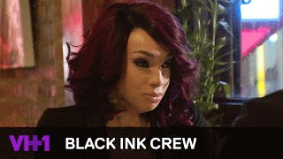 Sky Meets Up With Her Baby Daddy & Gets Emotional | Black Ink Crew