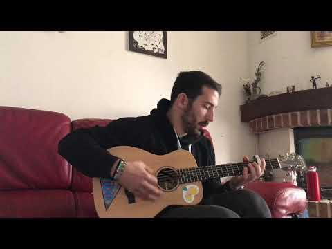 La même Maître Gims feat vianney / sapés comme jamais acoustic cover