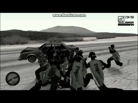Как скачать игры GTA San Andreas Zombie