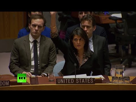 US takes diplomacy to new level as UNGA to vote on Jerusalem decision