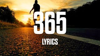 Jordan Solomon - 365 (Lyrics / Lyric Video)