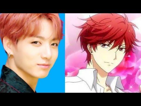 Bts 방탄소년단 Idol Anime Version Youtube