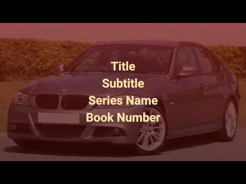 How to Name an Amazon Book