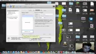 How to set up a partition in mac osx lion
