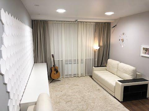 Обзор однокомнатной квартиры в ЖК Бавария г . Симферополь 2020
