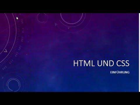 030 HTML Und CSS: Außenabstände Setzen