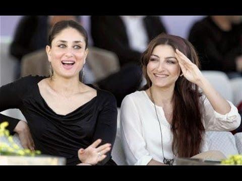 Kareena Has Not Changed After Marriage - Soha Ali Khan