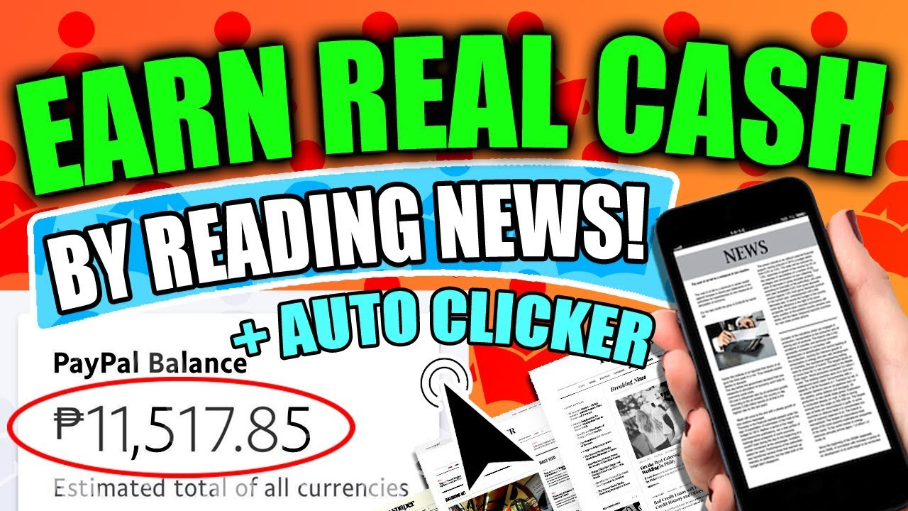 Unlimited 0 50 Usd Earn Real Cash By Reading News -
