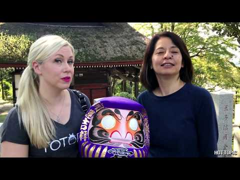 Ashley Eckstein's Japan Video Diary With Studio Ghibli