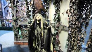 Swamp Hag Rising Animated Halloween Prop