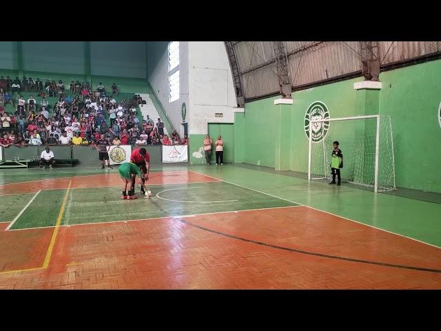 Colégio Cristo Redentor/AC (4) 2 x 2 (3) JF Soccer - Final Pré-mirim