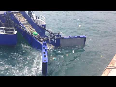 Sea Surface Cleaning - EPS Marine