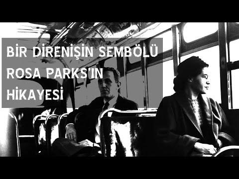 Bir Direnişin Sembolü Rosa Parks