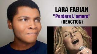 Lara Fabian 34 Perdere L 39 Amore 34 Reaction