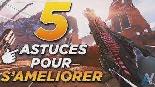 5 ASTUCES Pour S'AMELIORER sur Apex Legends ! (Pc/Ps4/One)