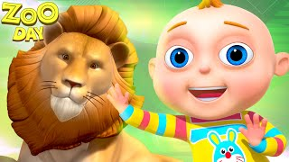 Zoo Day (New Episode) - TooToo Boy | Videogyan Kids Shows | Cartoons For Kids | Funny Comedy Series