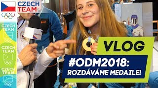 #ODM2018: Ledové sporty a první olympijské medaile!