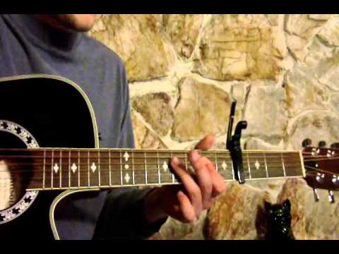 It Must Be Love Don Williams Guitar Lesson