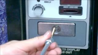 Break into Vending Machine