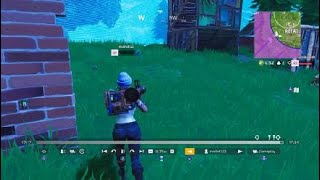 Fortnite crazy ending game show in reply