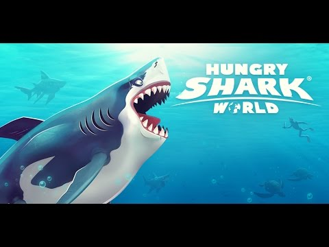 Hungry Shark World - Shocktober Update Trailer (GGP)