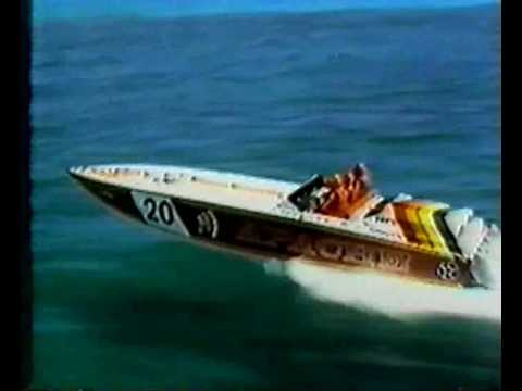 1981 OffShore Powerboat Race Season