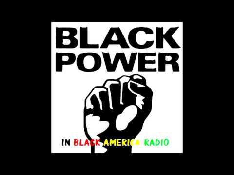 In Black America Radio Speaking On Current Events
