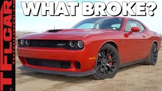 Here's Everything that Broke (And Everything That Didn't ) After Living with a Hellcat for 3-years!