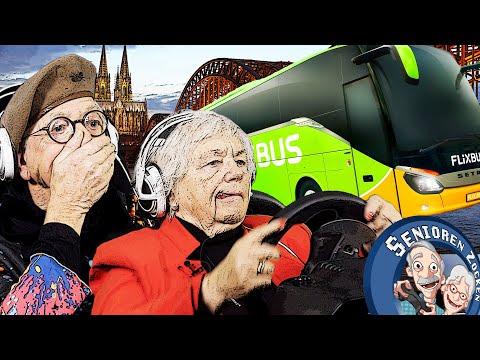 Das Flixbus WETTRENNEN