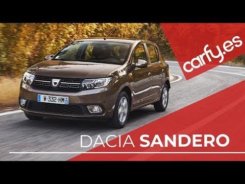 DACIA SANDERO | Ficha técnica - Review ✅