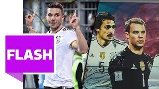 Doppelpass-Diskussion nach Poldi-Abschied: Wer führt uns zum WM-Titel 2018?