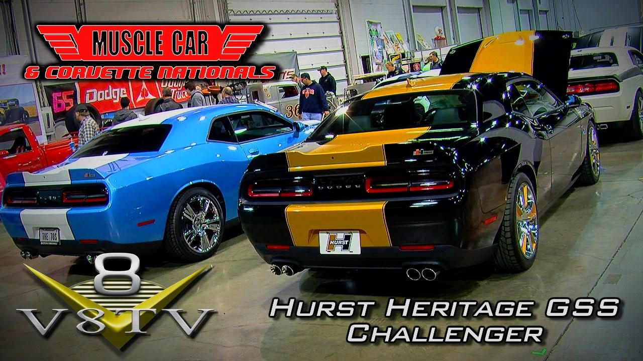 Mr. Norm's Teams With Hurst Performance Making New Hurst Dodge ...