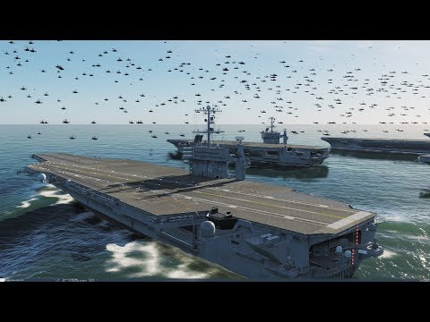 10x AIRCRAFT CARRIERS