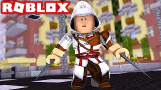 ASSASSINS CREED IN ROBLOX! (Roblox Assassins Creed 2)