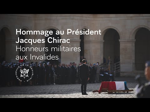 Honneurs funèbres militaires