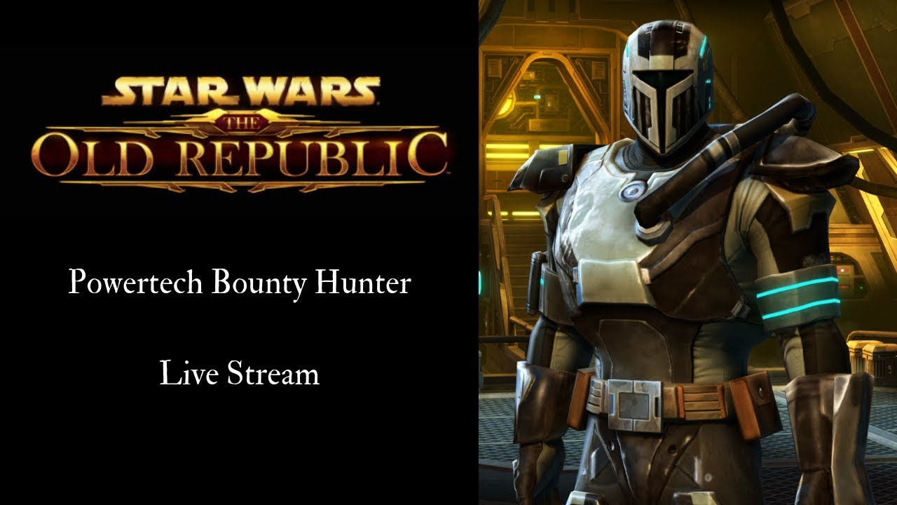 Bounty hunters part 4