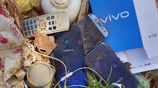 Restoration abandoned destroyed phone OPPO | Found a lot of phone in the Rubbish | New Restore Oppo