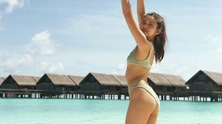 Maine Mendoza shows her body on INSTAGRAM